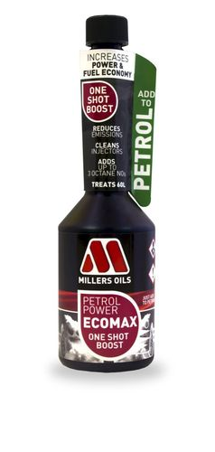 Petrol Power Ecomax Millers Oils