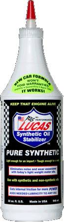 Lucas Synthetic Oil Stabilizer (1L)