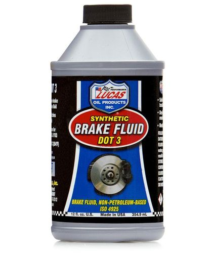 Lucas Brake Fluid DOT 3 Racing (0,35l)